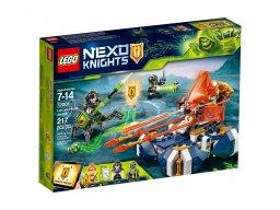 LEGO 72001 Nexo Knights™ Bojowy poduszkowiec Lance'a