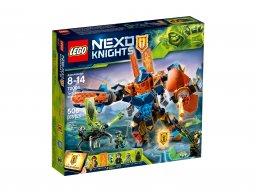 LEGO Nexo Knights 72004 Starcie technologicznych czarodziejów