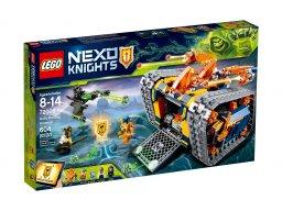 LEGO Nexo Knights 72006 Arsenał Axla