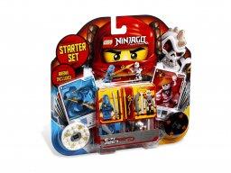 LEGO 2257 Ninjago® Zestaw startowy Spinjitzu
