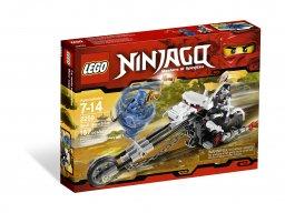 LEGO Ninjago® Motocykl czaszki