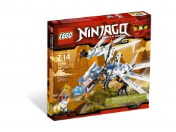 LEGO Ninjago® Atak Smoka Lodu 2260