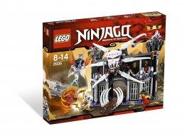 LEGO 2505 Ninjago® Mroczna Forteca Garmadona