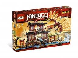 LEGO Ninjago® Świątynia Ognia 2507