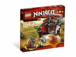 LEGO Ninjago® Kuźnia - zestaw 2508