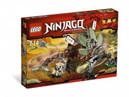 LEGO Ninjago® Obrona Smoka Ziemi 2509