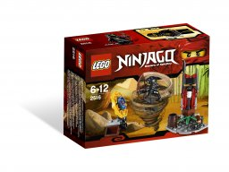 LEGO 2516 Ośrodek treningowy ninja