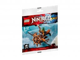 LEGO Ninjago® Skybound Plane 30421