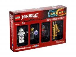 LEGO 5004938 Ninjago® Bricktober - zestaw minifigurek