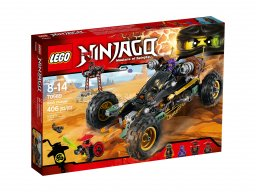 LEGO 70589 Ninjago® Pogromca skał
