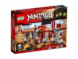 LEGO Ninjago® Ucieczka z więzienia Kryptarium