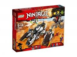 LEGO 70595 Ninjago Niewykrywalny pojazd ninja