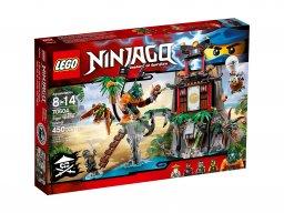 LEGO Ninjago® Wyspa Tygrysiej Wdowy 70604