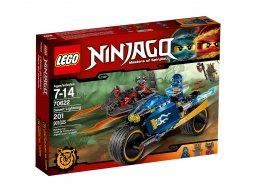LEGO Ninjago® Pustynna Błyskawica