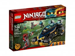 LEGO Ninjago® 70625 Samuraj VXL