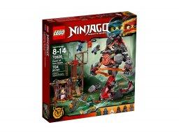 LEGO Ninjago Świt Żelaznego Fatum 70626