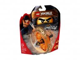 LEGO Ninjago® 70637 Cole - mistrz Spinjitzu