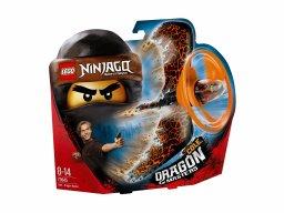 Lego Ninjago® Cole - smoczy mistrz 70645