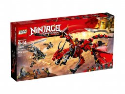 LEGO Ninjago® 70653 Firstbourne