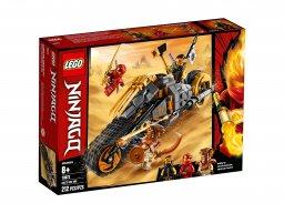 LEGO Ninjago® 70672 Motocykl Cole'a