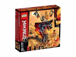 LEGO Ninjago® 70674 Ognisty kieł