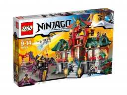 LEGO Ninjago® 70728 Bitwa o Ninjago