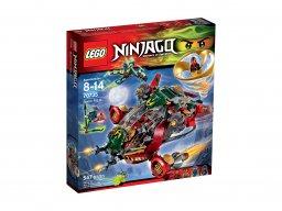 LEGO 70735 Ninjago Ronin R.E.X.