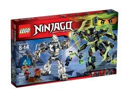 LEGO 70737 Ninjago Starcie tytanów Mech