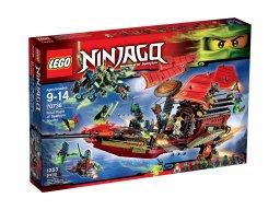 LEGO Ninjago® Ostatni lot Perły Przeznaczenia