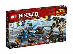 LEGO 71699 Ninjago Piorunowy pojazd