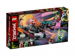 LEGO 71713 Ninjago Imperialny smok