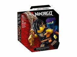 LEGO 71733 Ninjago Epicki zestaw bojowy - Cole kontra Wojownik-Duch