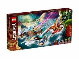 LEGO Ninjago Morska bitwa katamaranów 71748