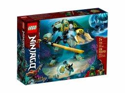 LEGO 71750 Wodny mech Lloyda