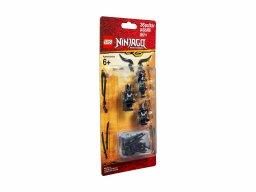 LEGO Ninjago® Akcesoria z serii NINJAGO® Zestaw 2019 853866