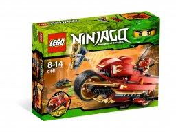 LEGO Ninjago® Mieczocykl Kaia 9441