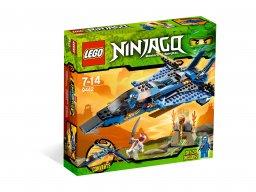 LEGO Ninjago® 9442 Burzowy myśliwiec Jaya