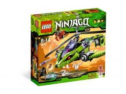 LEGO Ninjago® Chrzęstokopter