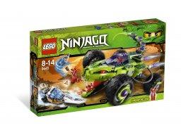 LEGO Ninjago® 9445 Zasadzka samochodowa Ogniokła