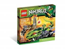 LEGO Ninjago® 9447 Gryzowóz Lashy
