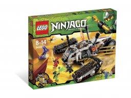 LEGO Ninjago® 9449 Pojazd ultradźwiękowy