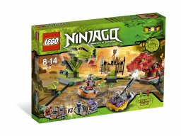 LEGO Ninjago® Spinner Battle 9456