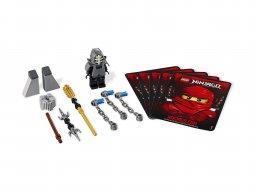 LEGO 9551 Kendo Cole