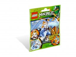 LEGO 9554 Ninjago® Zane ZX