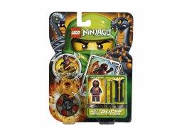 LEGO Ninjago® NRG Cole 9572