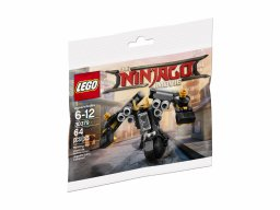 LEGO Ninjago® Movie™ Quake Mech 30379