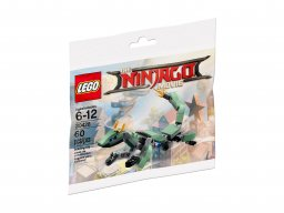 LEGO 30428 Ninjago® Movie™ Green Ninja Mech Dragon