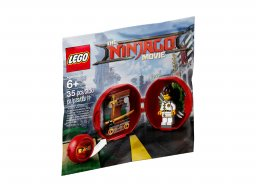 LEGO 5004916 Ninjago Movie Kai's Dojo Pod