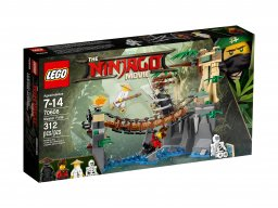 Lego Ninjago® Movie™ Upadek Mistrza 70608