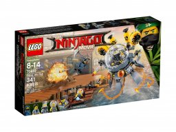 LEGO Ninjago® Movie™ Latająca meduza 70610